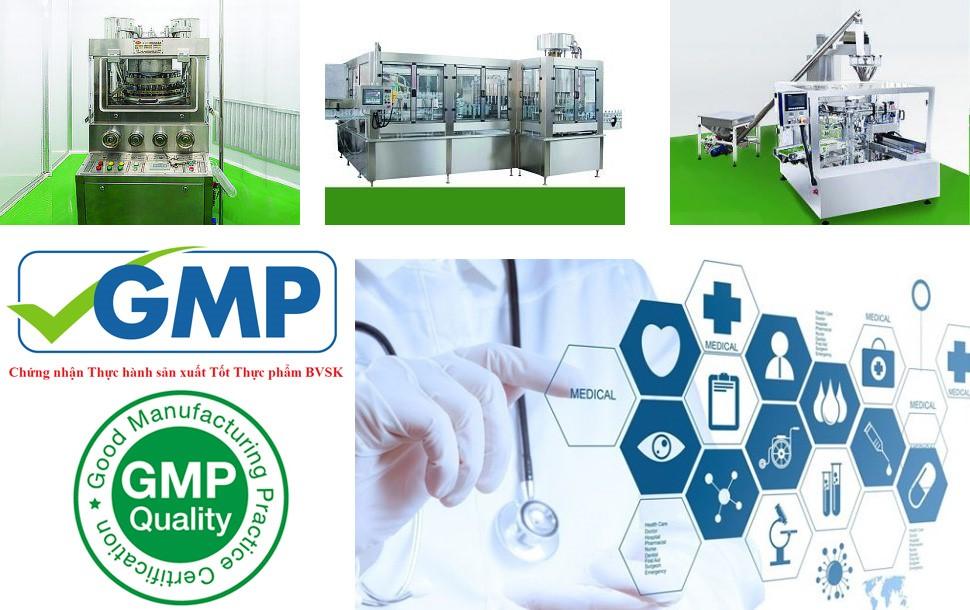 Các tiêu chuẩn chọn lựa nhà máy dược phẩm